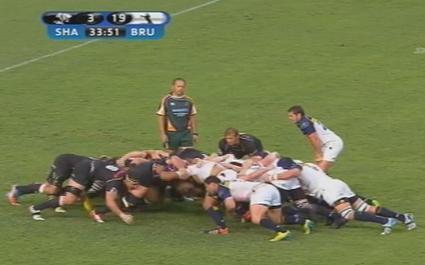 Les Brumbies dominent les Sharks et le Super Rugby