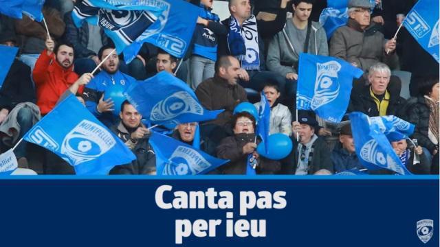 VIDEO. Top 14 : « Se Canta » devient le nouveau chant des supporters de Montpellier