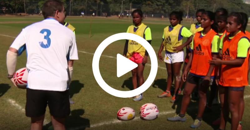 Comment l'entraîneur des États-Unis Mike Friday a-t-il marqué l'histoire du rugby indien ?