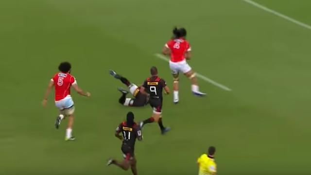 Vidéo. Super Rugby. La 2e-ligne des Sunwolves marque un essai de 50 mètres face aux Stormers