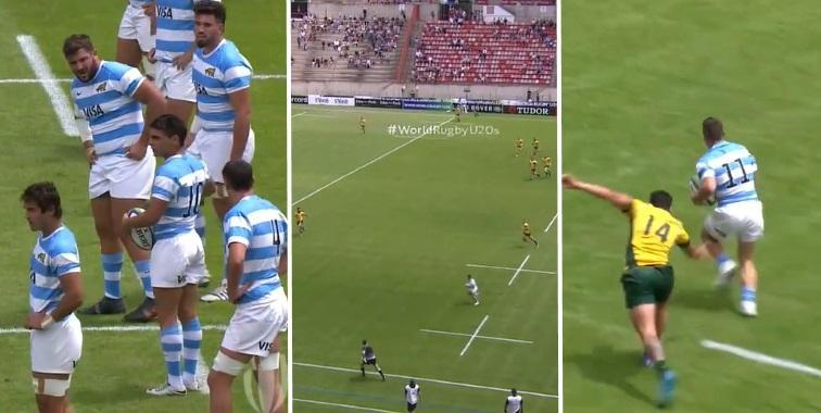VIDÉO. Mondial U20 : l'inspiration géniale de l'Argentine qui trompe toute la défense de l'Australie
