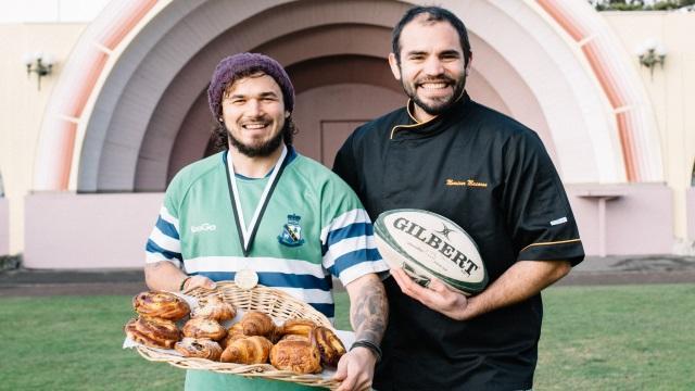 La belle aventure de Monsieur Macaron en Nouvelle-Zélande, entre ballon ovale et pâtisserie