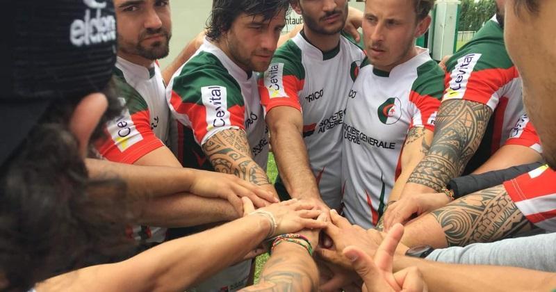 SEVENS : Montauban 7s, JO 2020, naissance d'un groupe : l'Algérie se met au Rugby à VII avec les frères Bouhraoua