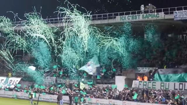 VIDEO. PRO D2. L'énorme ambiance à Sapiac et le superbe essai de Taleta Tupuola contre le LOU
