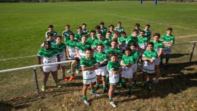 Rugby Amateur : création entente TRC TEC Montaudran, équipe Junior Toulouse Rugby Jeunes