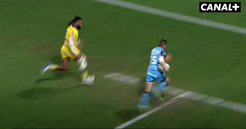 VIDEO. Top 14. Montpellier se refait la cerise sous l'impulsion d'un très bon Bouthier face à Clermont