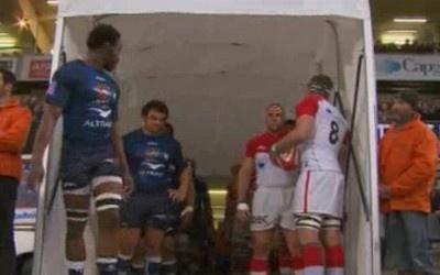Montpellier va arracher une victoire avec bonus offensif à Biarritz