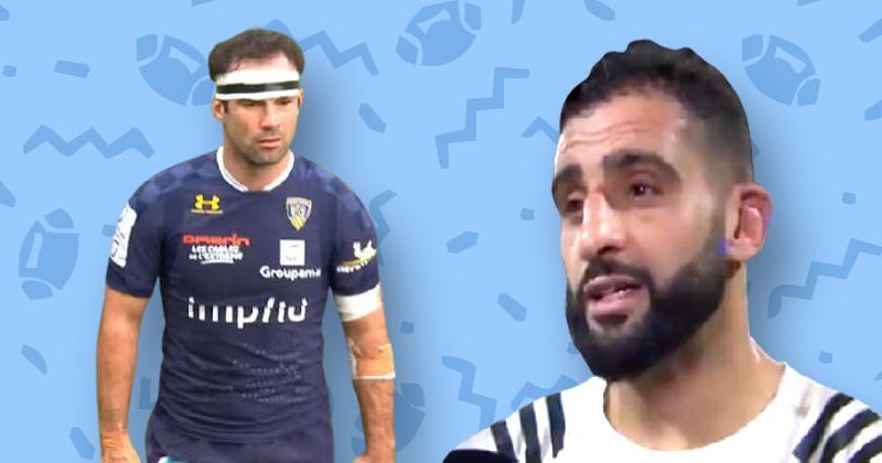 Morgan Parra, Saïd Hirèche et deux Lyonnais avec les Barbarians français face aux Tonga