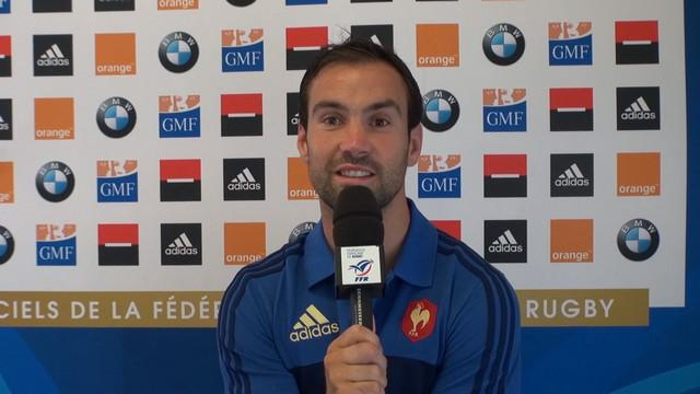 Coupe du monde. La composition du XV de France face à la Nouvelle-Zélande en quart de finale