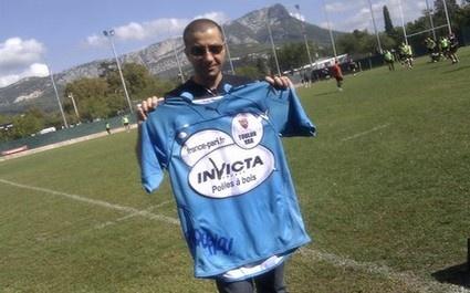 Toulon et son nouveau maillot by Vincent Moscato