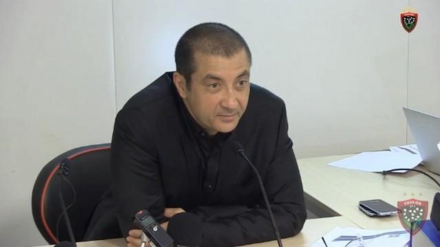 Mourad Boudjellal dévoile son programme avec la création d'une Coupe de France