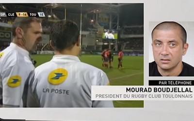 Didier Mené répond aux attaques sur l'arbitrage