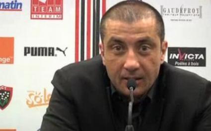 Mourad Boudjellal met un tampon à Laporte