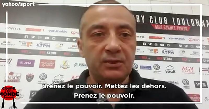 Mourad Boudjellal en appelle à la mutinerie au sein du XV de France !