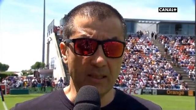 Top 14 - RCT. Mourad Boudjellal tire à boulets rouges sur Jake White