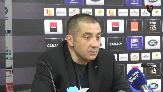 Battu à la présidence de la LNR, Mourad Boudjellal veut siéger au Comité directeur