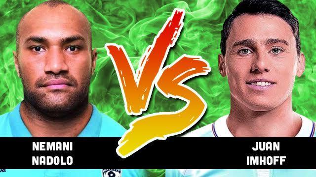 TOP 14 - BARRAGES : Nemani Nadolo ou Juan Imhoff... Qui prendriez-vous dans votre équipe ?