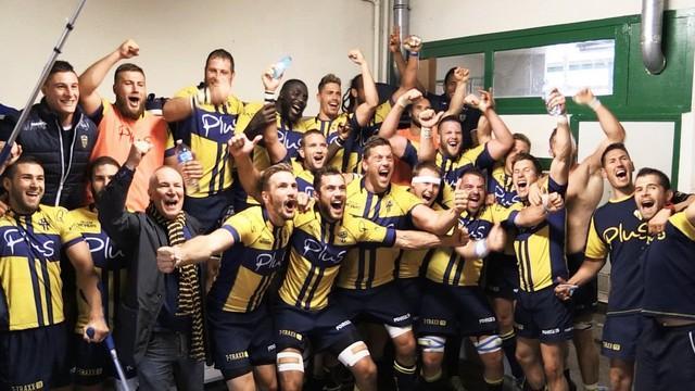 VIDÉO. Fédérale 1 - Elite. Provence Rugby toujours aussi solide, Nevers surprend Tarbes