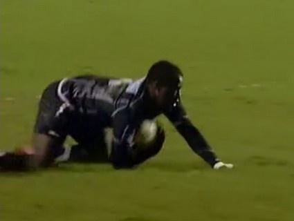 Ngwenya repris par une cuillère contre l'USAP