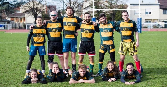 Rugby No Limit 2017 - Présentation des équipes : Power KUP7