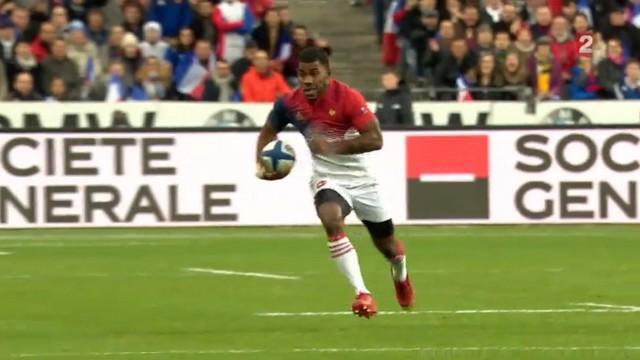 Quels joueurs vous ont impressionné lors du match entre le XV de France et l'Australie ?
