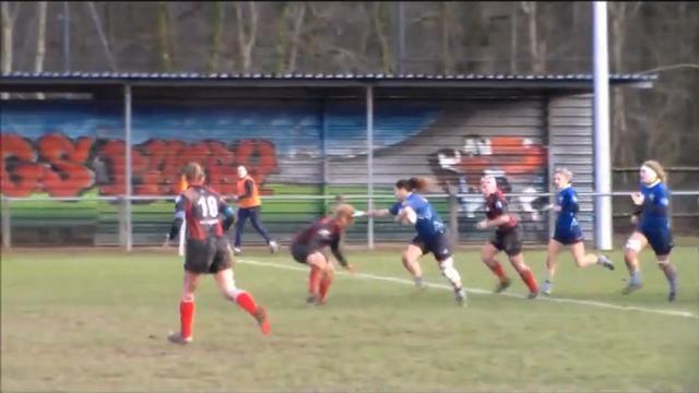 VIDEO. Nora Hireche, le phénomène du rugby féminin est de retour !