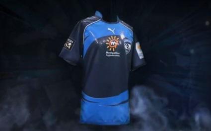 Montpellier : le nouveau maillot pour la saison 2013-2014