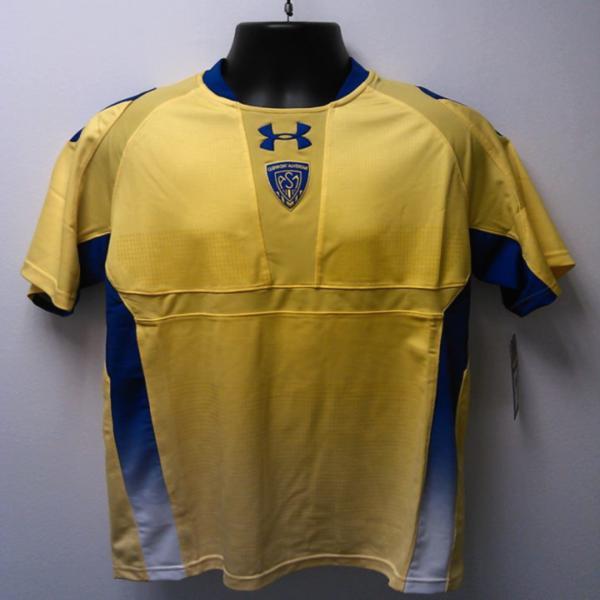 Découvrez le nouveau maillot de l'ASM Clermont pour la saison 2013-2014
