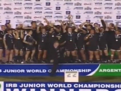 La Nouvelle Zélande championne du monde  -20 ans