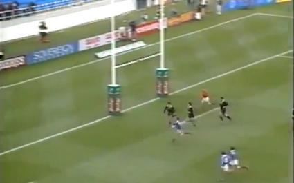 VIDEO. L'essai du bout du monde pour le XV de France face aux All Blacks