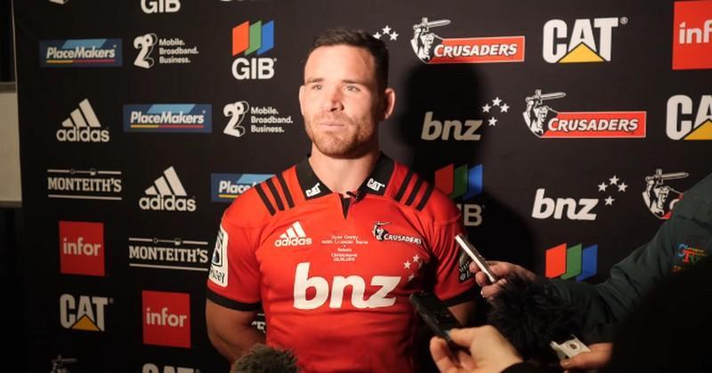 Nouvelle-Zélande - Plusieurs semaines d'absence pour Ryan Crotty et Scott Barrett