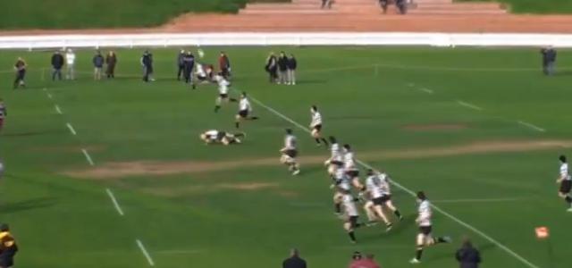 VIDEO. Nouvelle-Zélande : Un arbitre assommé par le ballon sur un coup d'envoi