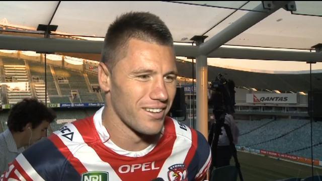 VIDEO. Finale NRL : Shaun Kenny-Dowall des Sydney Roosters a joué 75 minutes avec la mâchoire fracturée