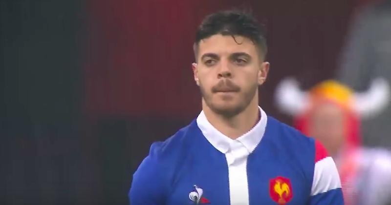 XV de France - Romain Ntamack sera-t-il le plus jeune Tricolore à disputer une Coupe du monde ?