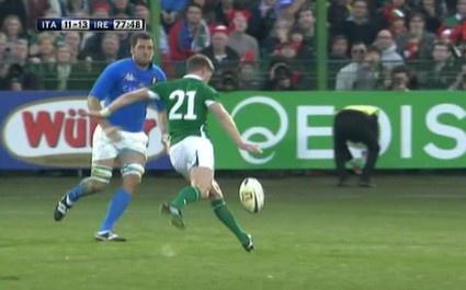 Ronan O'Gara crucifie l'exploit italien