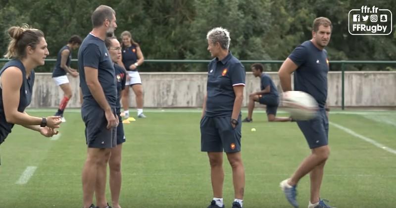 XV de France féminin - Olivier Lièvremont quitte l'encadrement, son remplaçant désigné