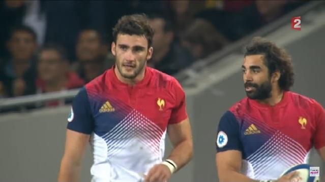XV de France. Charles Ollivon et Mathieu Bastareaud prépareront Irlande-France