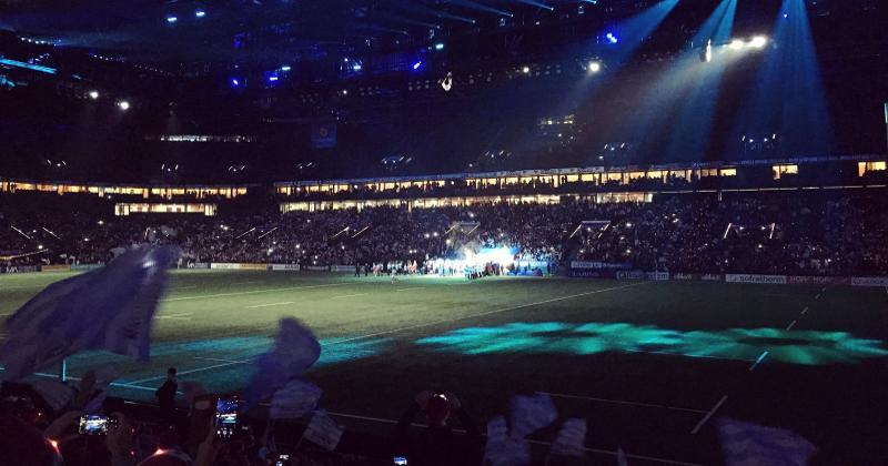 On a testé pour vous... la Paris Défense Arena pour Racing 92 vs USAP
