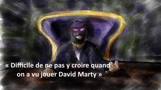 """L'interview d'Ovale Masqué (2ème partie) : """"Je crois aux extraterrestres"""""""