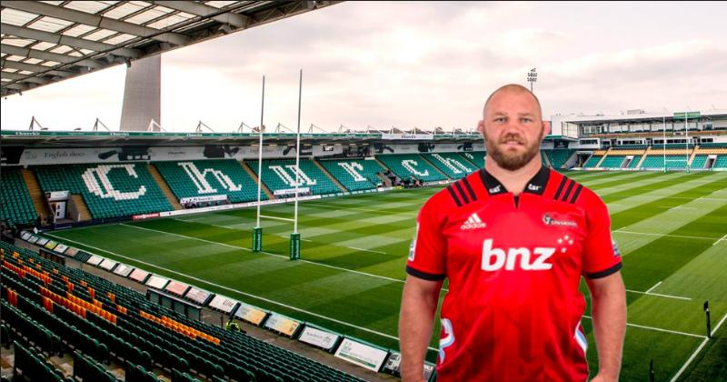 TRANSFERTS - Le All Black Owen Franks rejoindra l'Angleterre