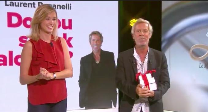 WTF - Laurent Paganelli va-t-il défier Sébastien Chabal ?