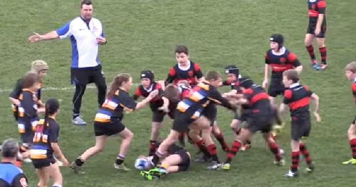 Parent de rugbyman heureux - Chapitre 8 : Le langage