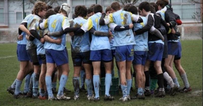 Parent de rugbyman heureux - Chapitre 10 : La construction