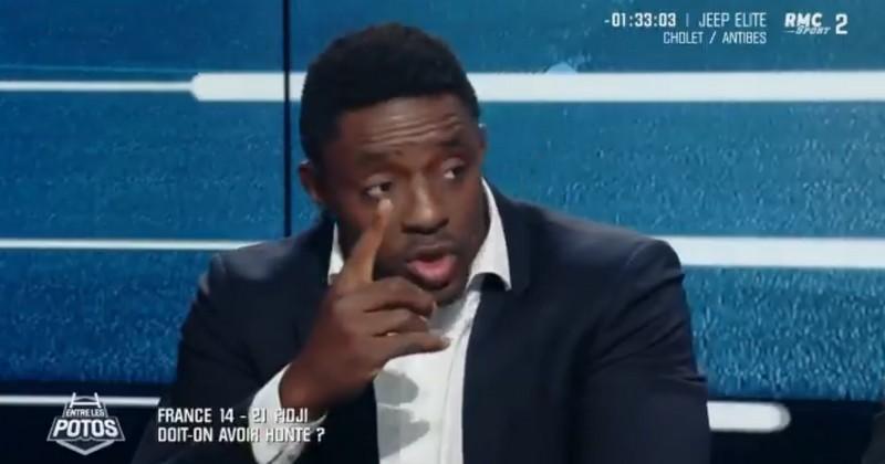Yannick Nyanga : ''La France est tombée sur une équipe plus forte qu'elle'' [VIDÉO]