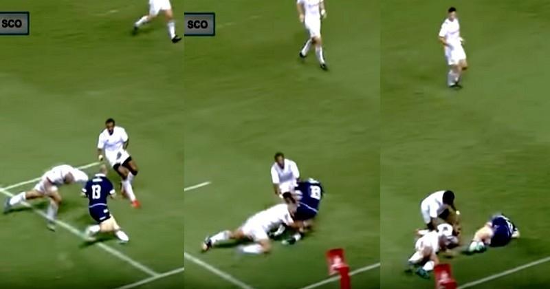 VIDEO. USA - Passé par le football américain, Paul Lasike fait souffrir l'Ecosse