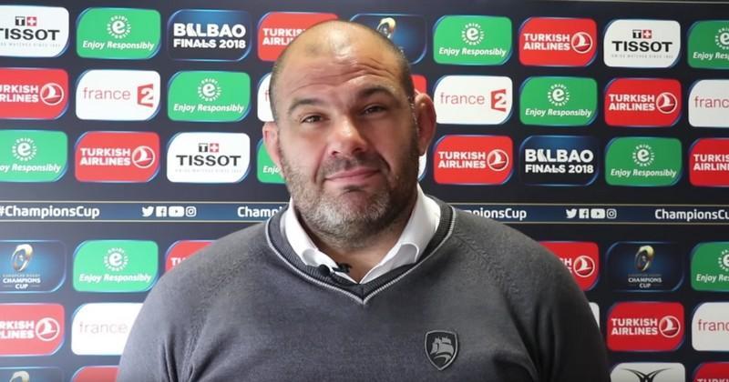 Top 14 - Patrice Collazo libéré par le Stade Rochelais