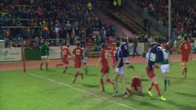 RESUME VIDEO. Pays de Galles - France -20 : les Bleuets trop forts pour les vice-champions du monde