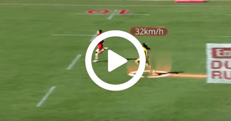 Une Australienne réalise un sauvetage incroyable à plus de 30 km/h ! [VIDÉO]