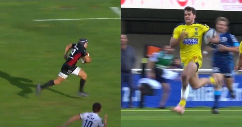 Finale Top 14 - Penaud ou Kolbe, qui a été le plus rapide en situation rugby cette saison ?