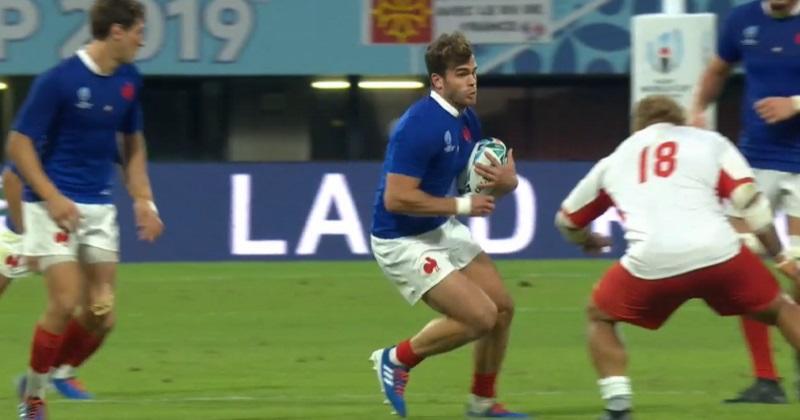 Coupe du monde de rugby : l'Angleterre lave plus blanc